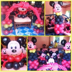Balloon package
